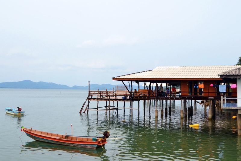 Ban Koh Pitak Homtay Chumphon, Thailand