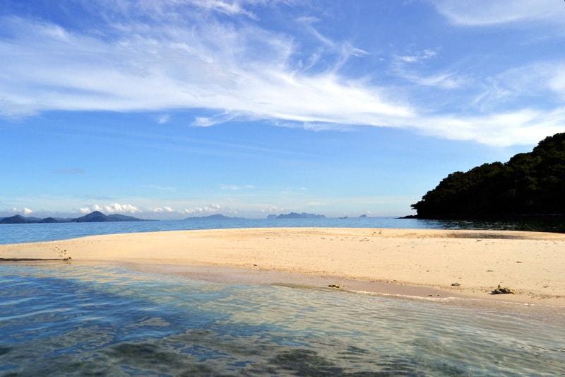Ao Thung Sang Insel (Egg Island) Chumphon