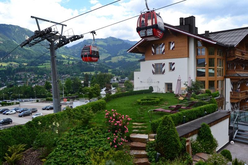 Hotel Kaiserhof in Kitzbühel Best Western