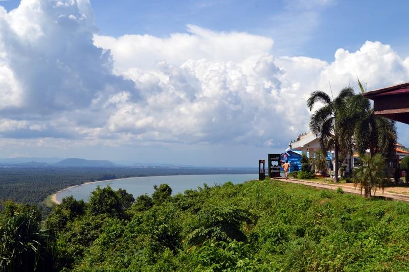Khao Matsee Viewpoint Chumphon, Thailand