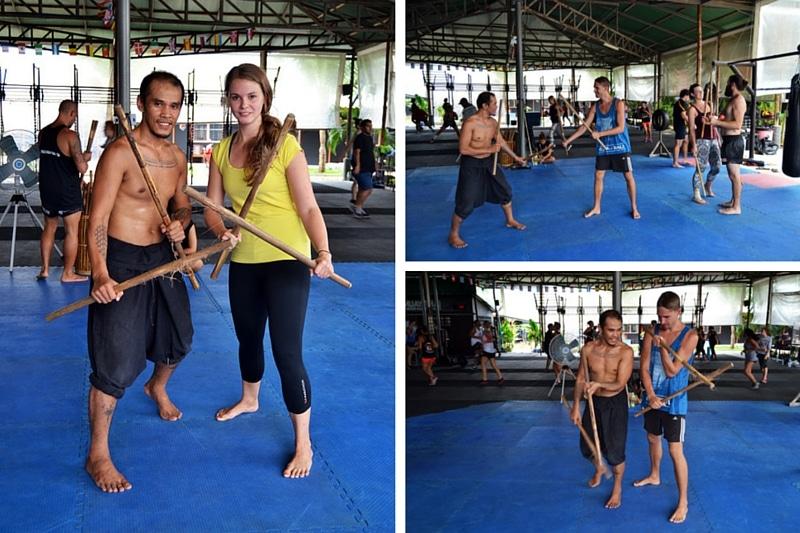 Tiger Muay Thai Camp Phuket Krabi Krabong