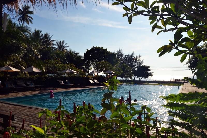 Nana Beach Resort und Hotel Chumphon, Thailand
