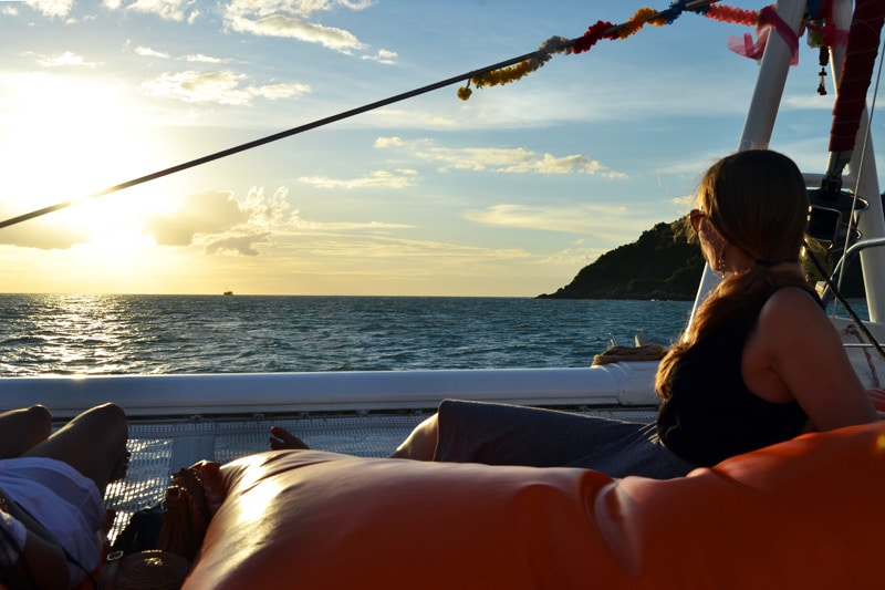Sunset Cruise in Phuket, Thailand