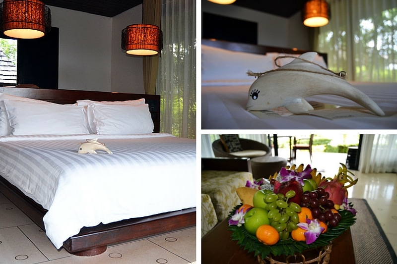 The Vijitt Resort Phuket Zimmer