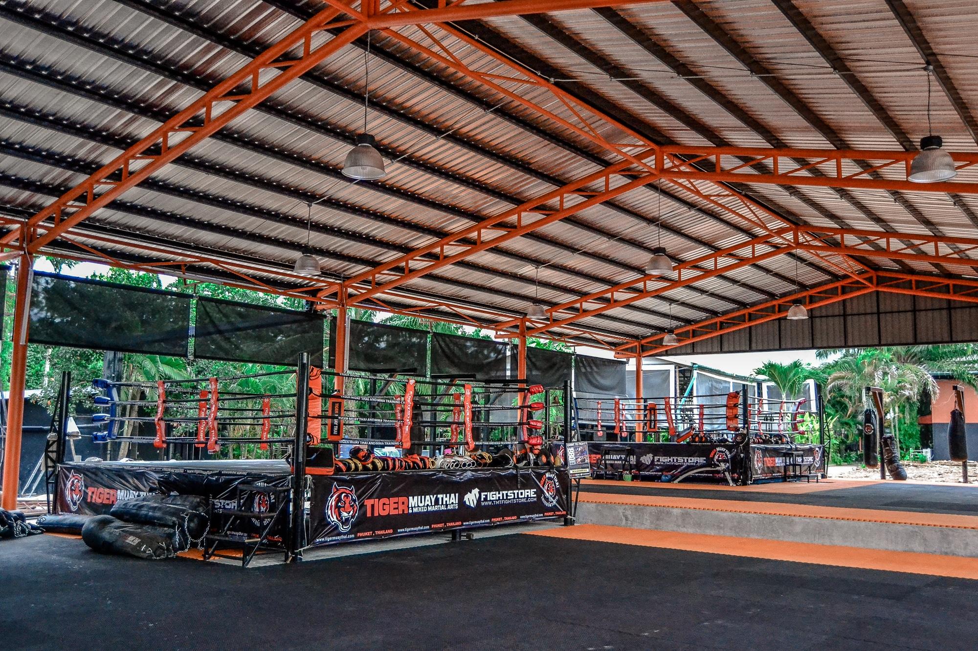 Tiger Muay Thai und MMA Camp Phuket Erfahrungsbericht