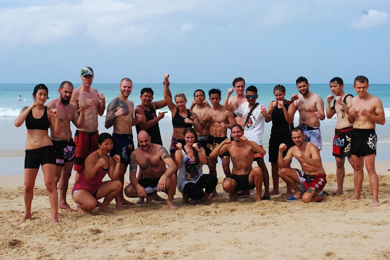 Tiger Muay Thai Camp Phuket