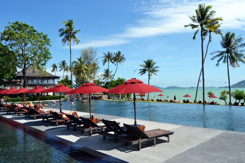 The Vijitt Resort Phuket Infinity Pool