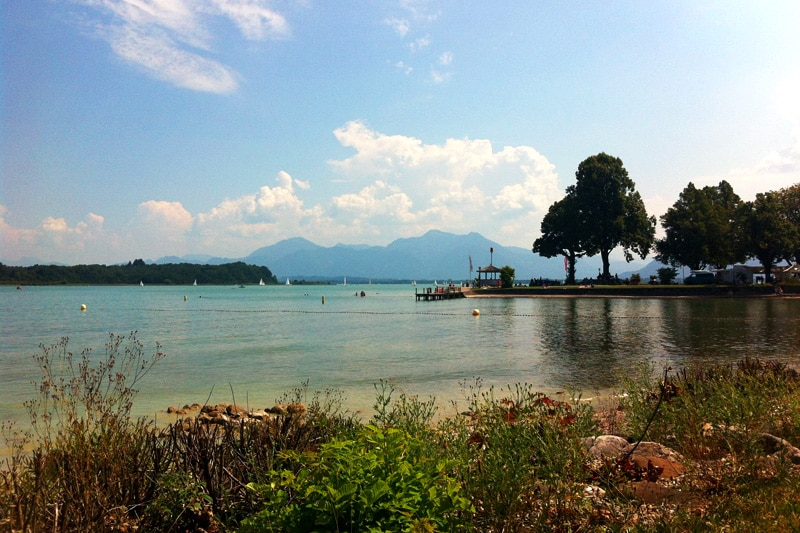 Strandbad Prien am Chiemsee