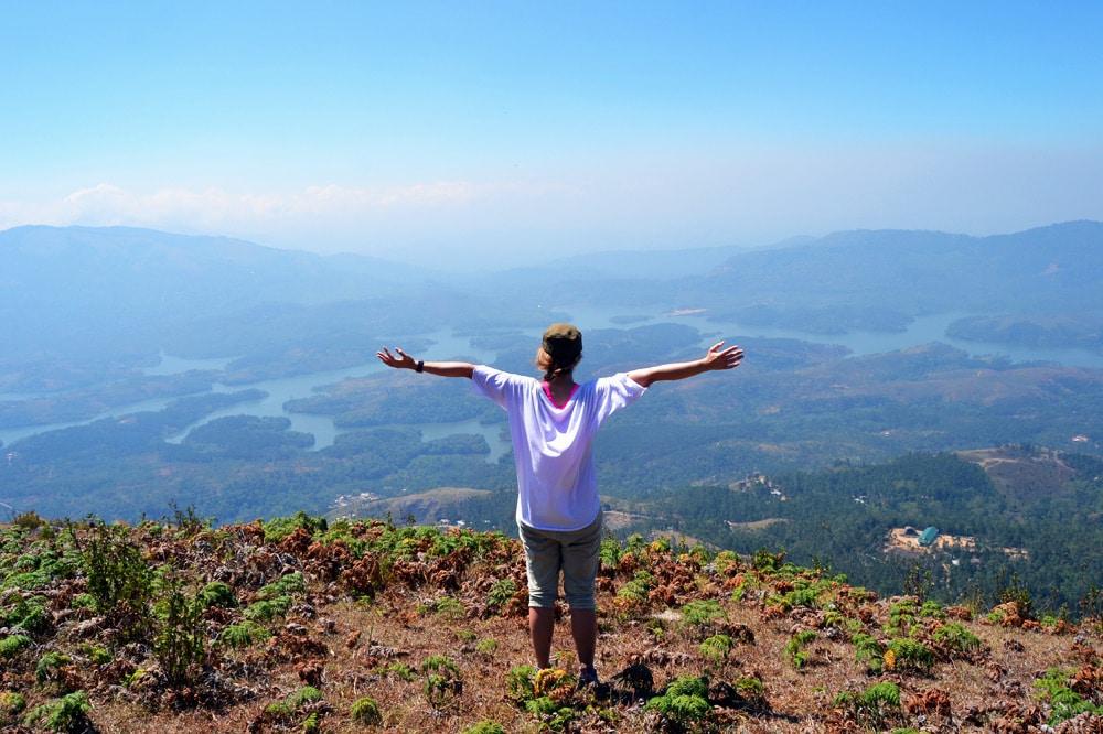 Franzi Coconut Sports Western Ghats Mountains Kerala