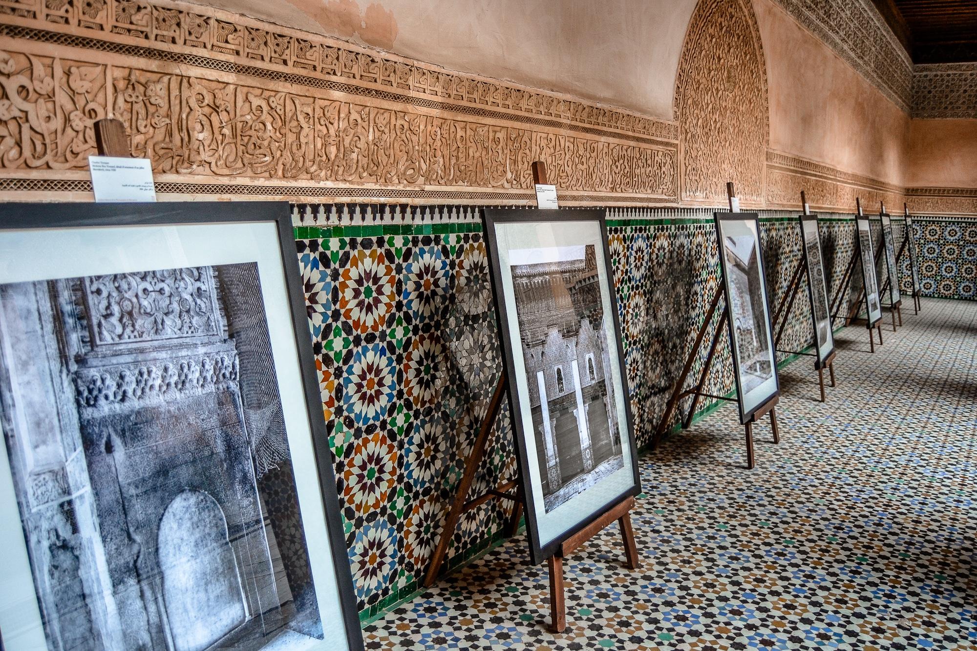 Sightseeing in Marokko: Spaziergang durch Marrakesch