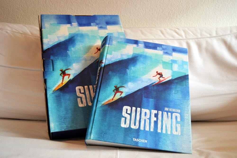 Surfing Bildband aus dem Taschen Verlag Review