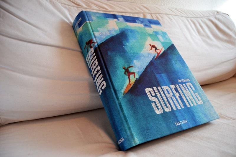 Surfing. 1778-2015 - Surfing Bildband aus dem Taschen Verlag Review