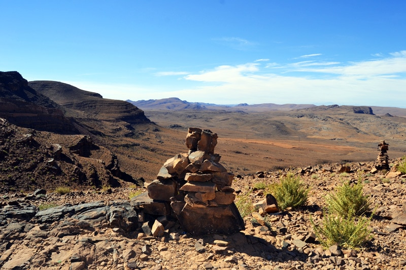 Hoher Atlas: Gebirge in Marokko