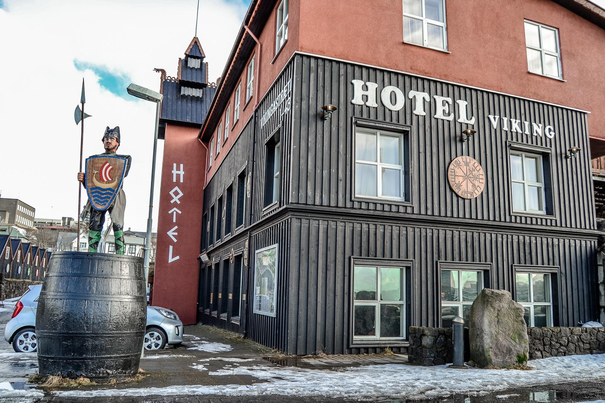 Erfahrungsbericht: Das Hotel Viking Village in Reykjavik, Island