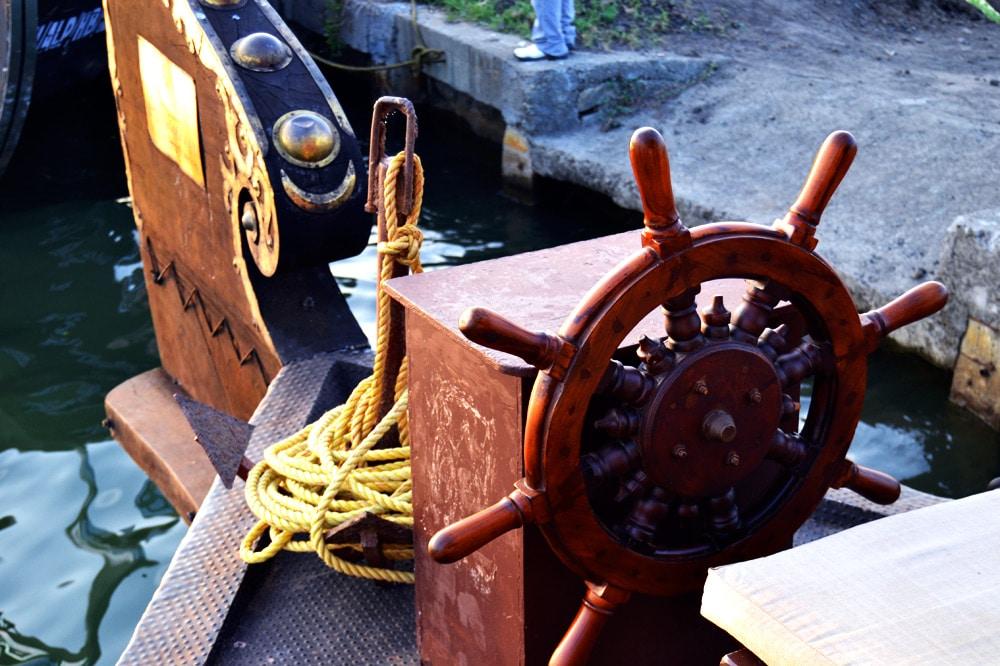 Die Kerala Backwaters mit dem Hausboot und dem Kayak erleben