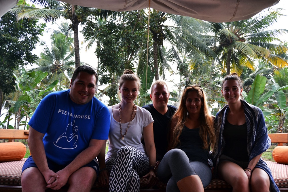 Kerala Backwaters Hausboot Tour mit Lakes and Lagoons