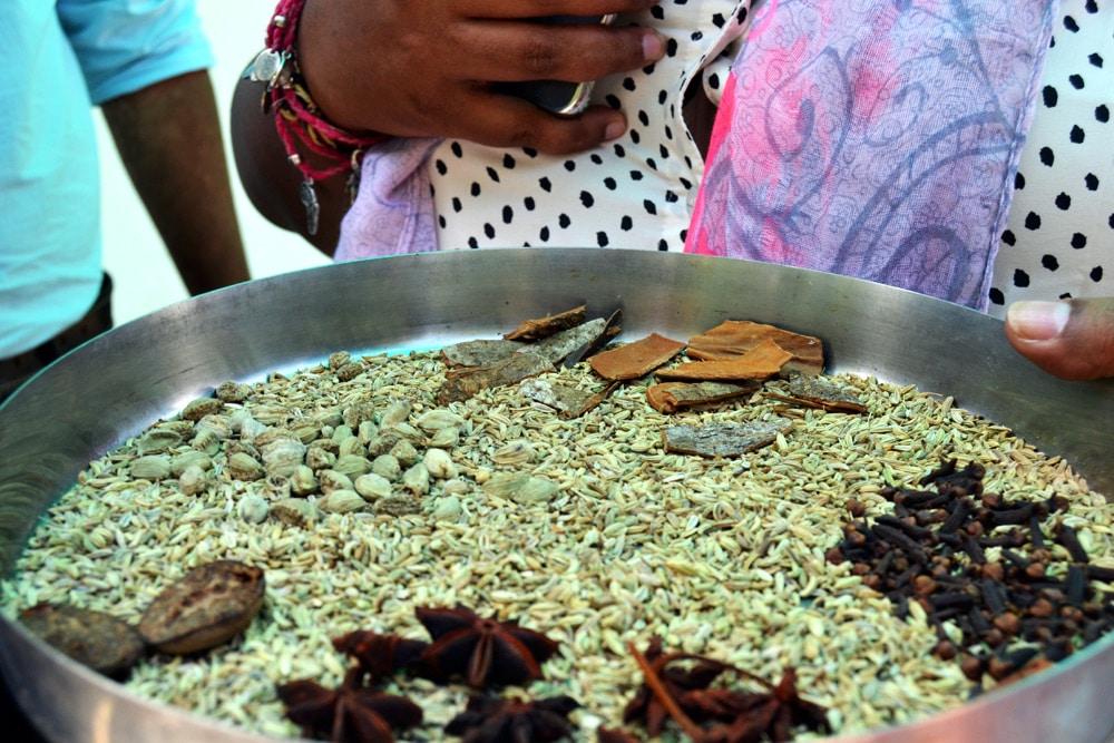 Kerala Indien traditionelle Gewürze - Kerala Blog Express 3