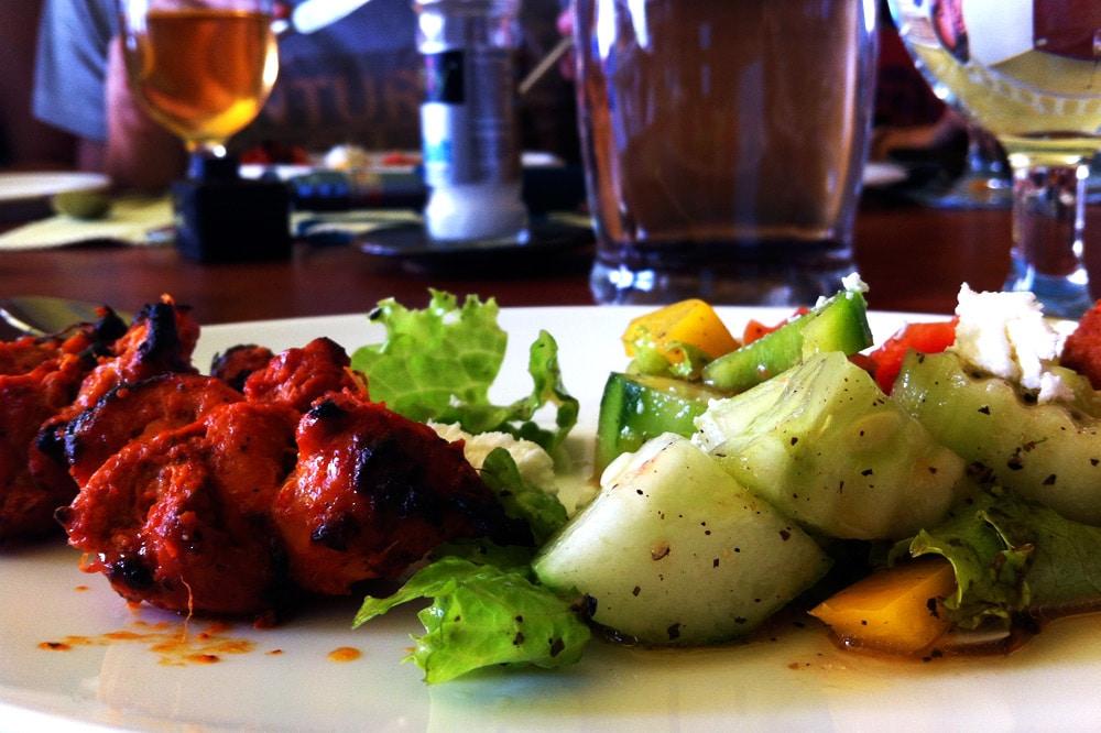 Traditionelles Essen in Kerala, Indien - Kerala Blog Express 3