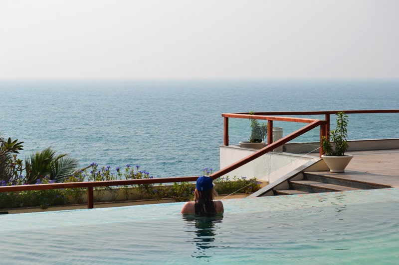 The Leela Palace Kovalam Resort in Kerala, Indien - Kerala Blog Express 3