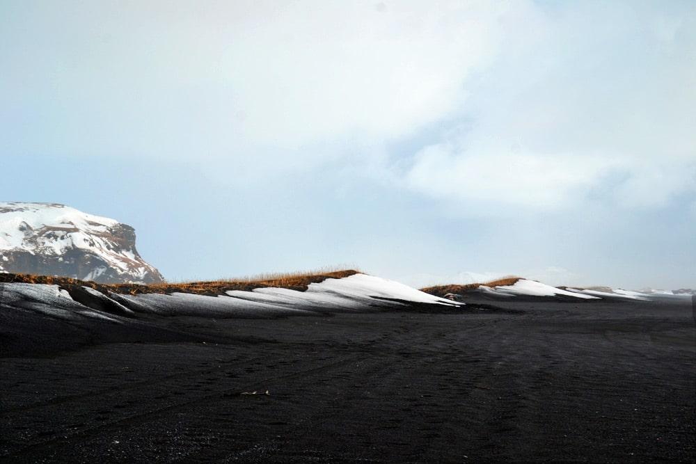 Rejnisfjara - Black Sand Beach in Island