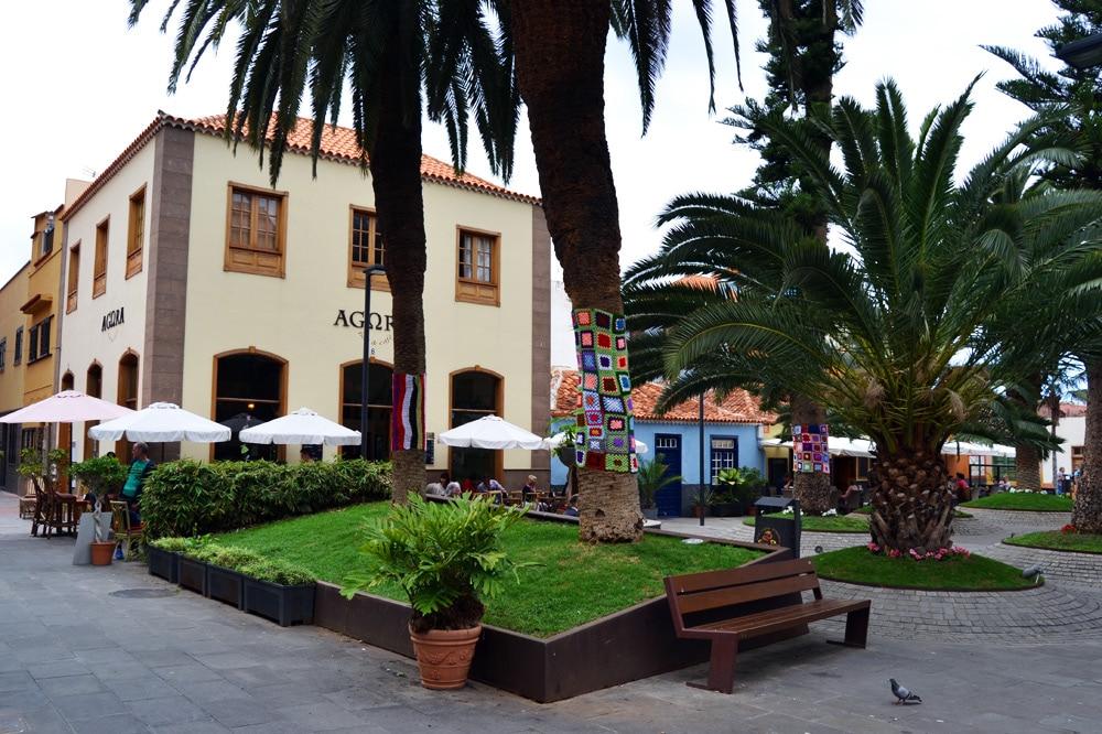 Restaurants und Bars in Puerto de la Cruz auf Teneriffa