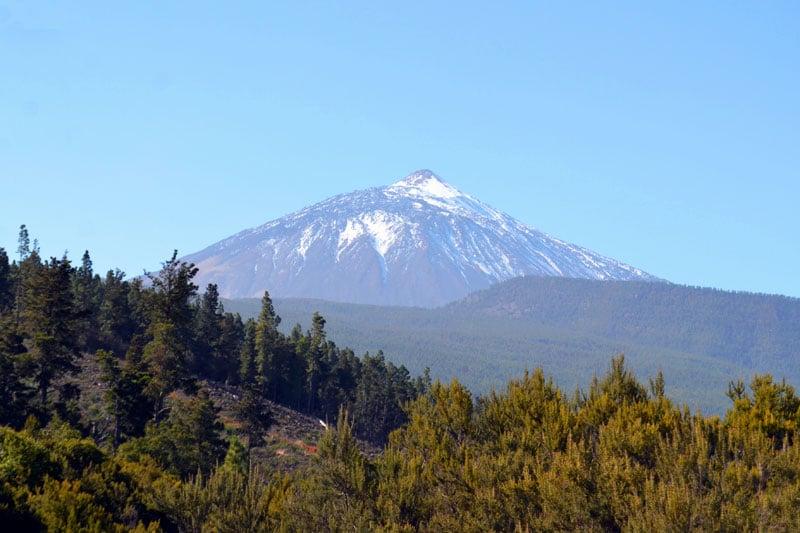 Pico del Teide Vulkan auf Teneriffa