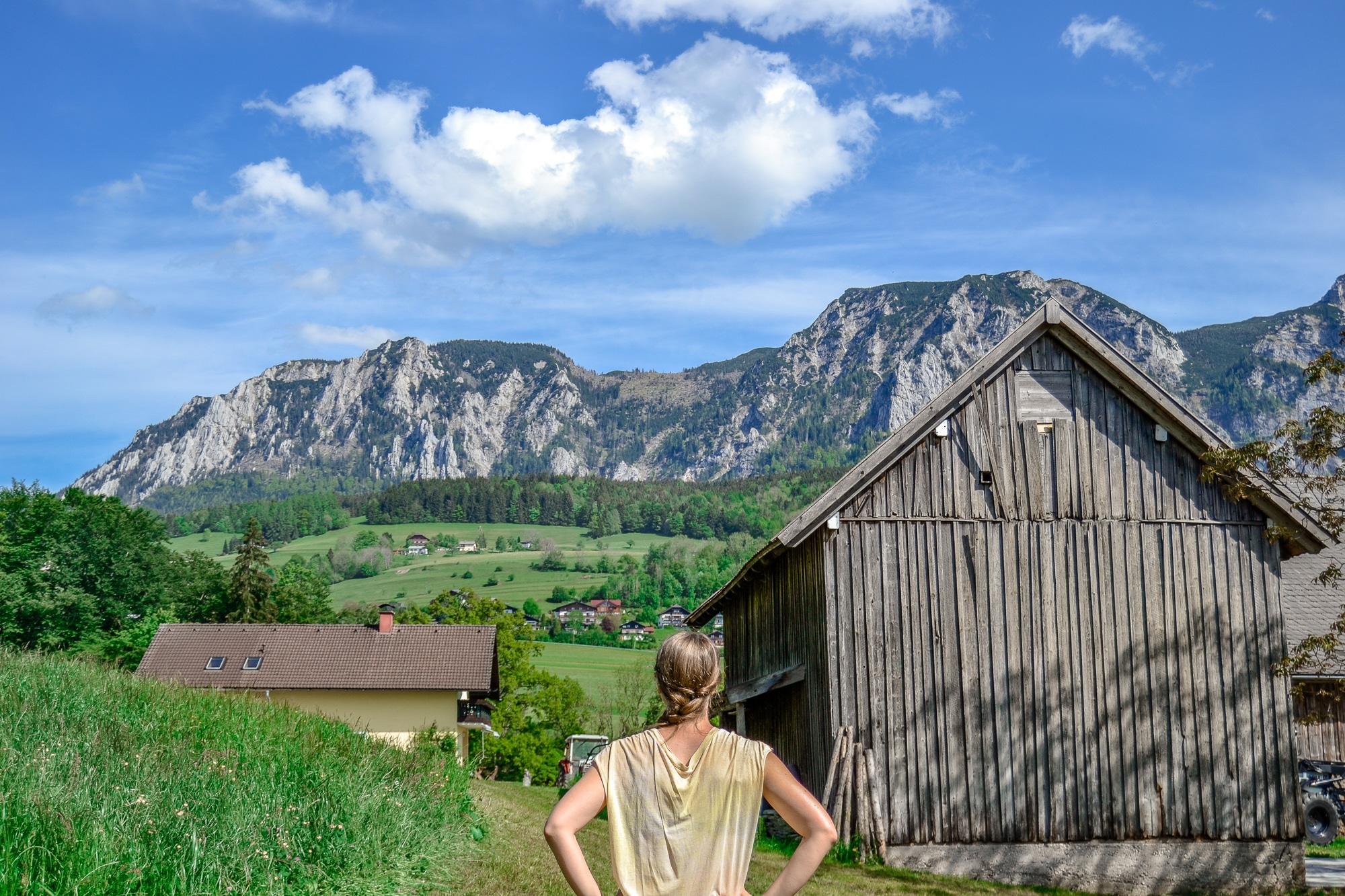 Österreich: Kurzurlaub am Attersee