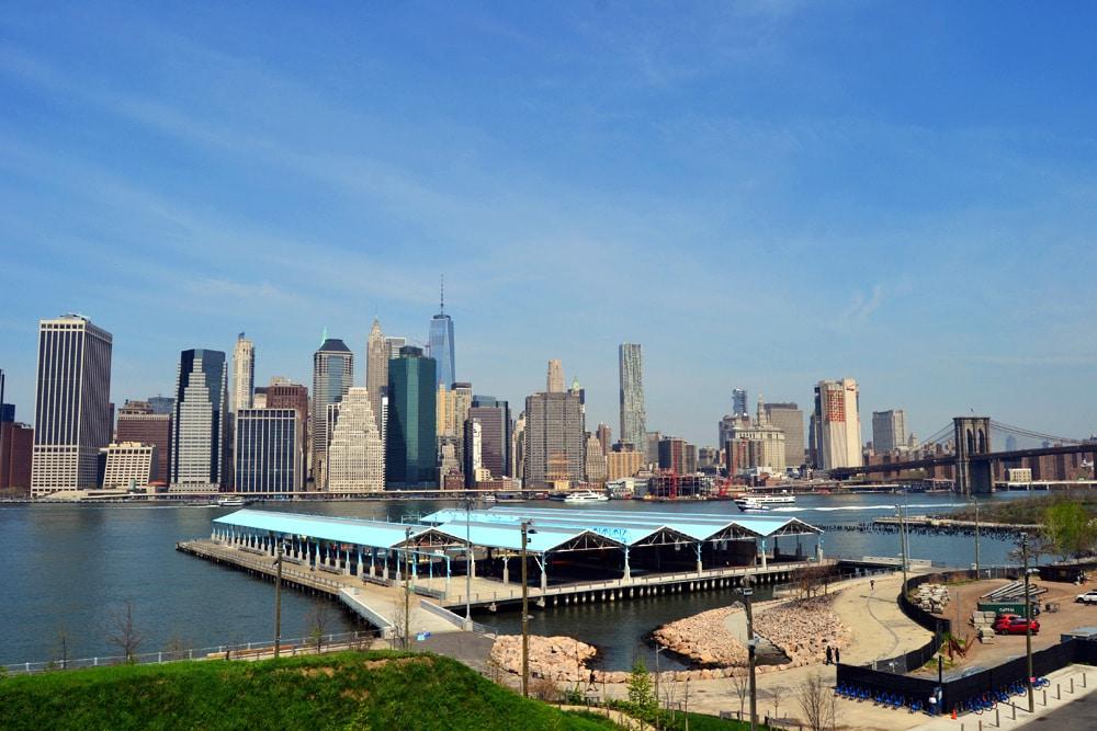Brooklyn Heights Park New York City