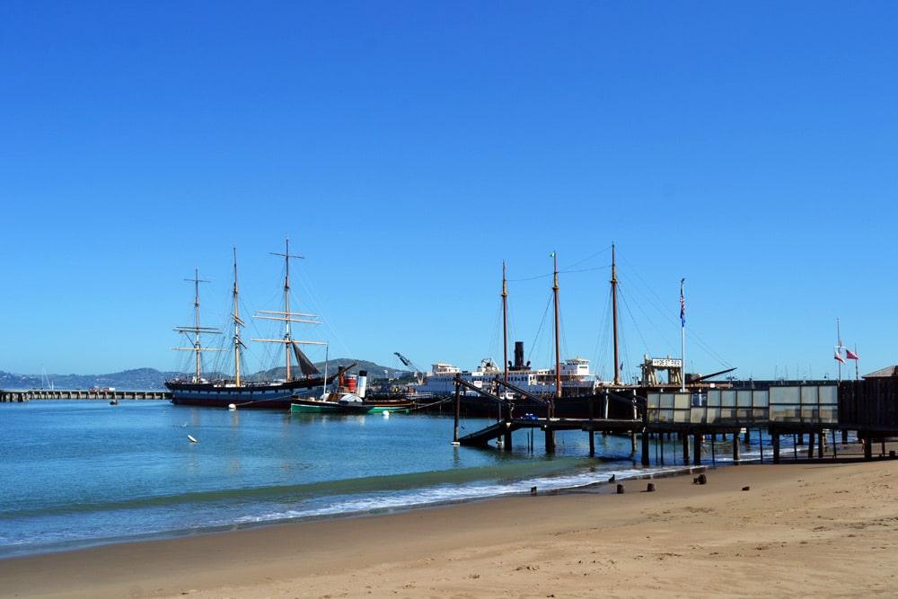 San Francisco Fishermans Wharf Pier 39