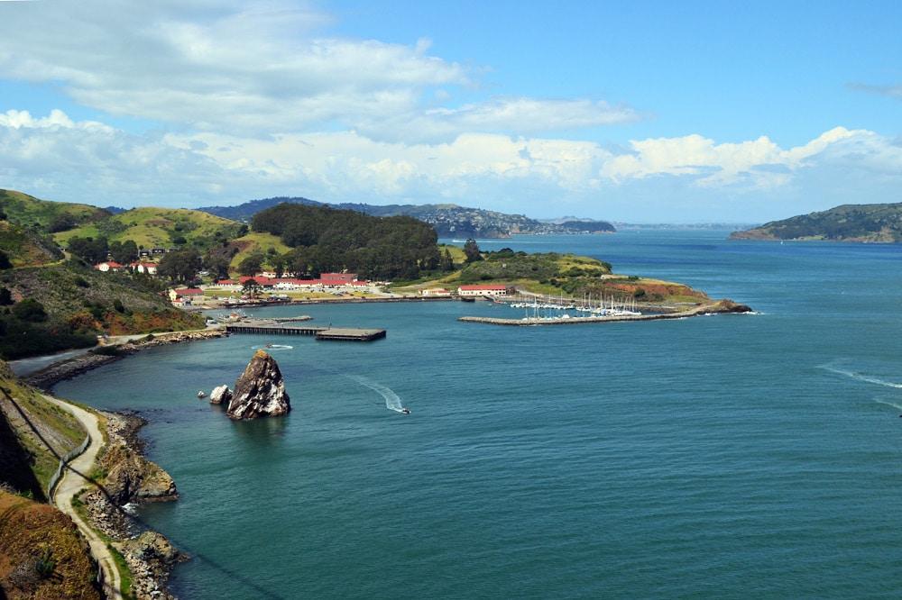 San Francisco Tagesausflug: Die schönsten Ausflugsziele rund um die Stadt - Sausalito