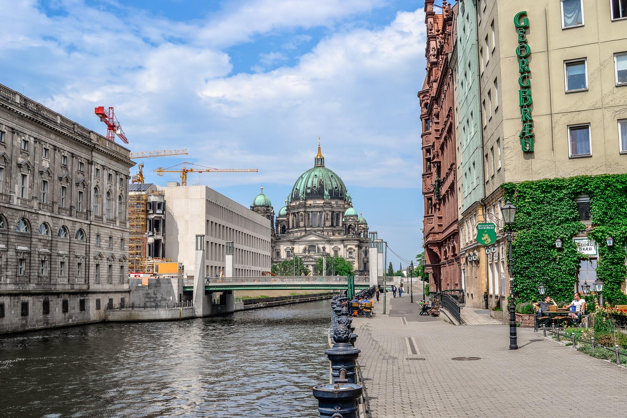 Berlin: Sehenswürdigkeiten und Sightseeing