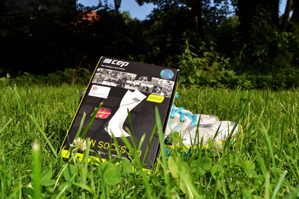 CEP Run 2.0 Running Compression Socks Laufsocken Kompressionsstrümpfe