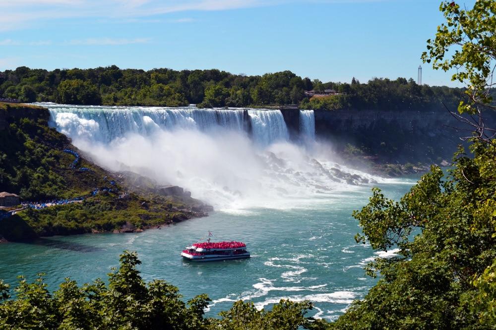 Niagarafälle Niagara Falls Ontario Kanada