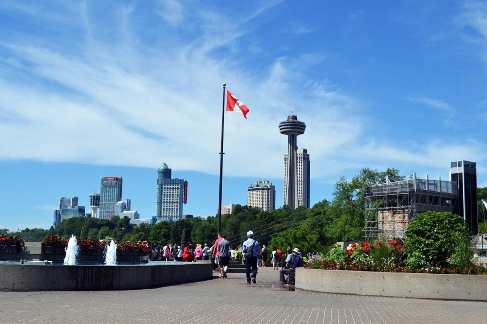 Niagara Falls Ontario Kanada Niagarafälle