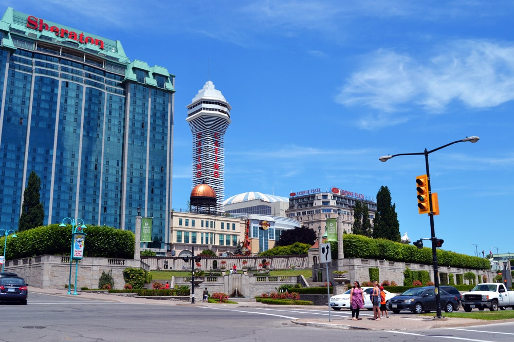 Niagara Falls Marriott Fallsview Hotel & Spa Hotel Niagarafälle