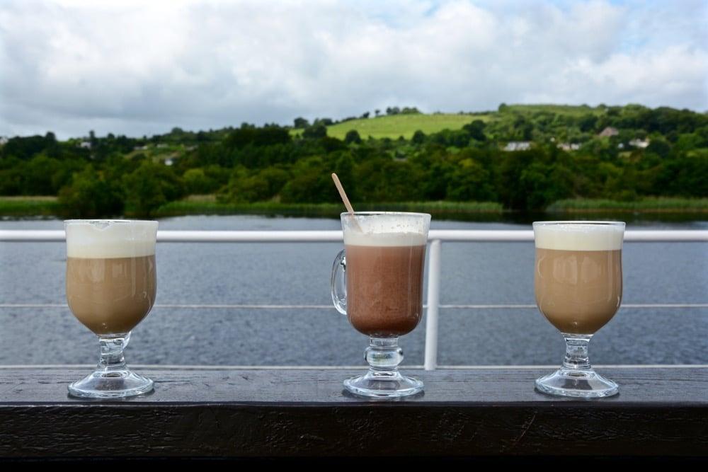 Boat Cruise in Killaloe im Südwesten von Irland