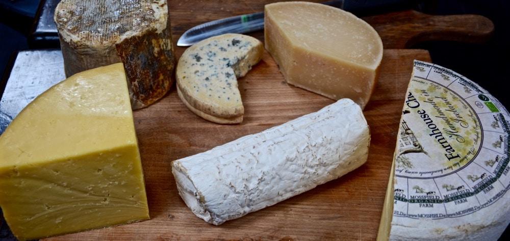 Country Choice Cheese Tasting im Nordwesten von Irland