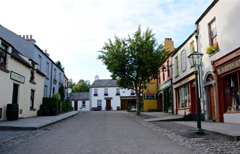Bunratty im Südwesten von Irland