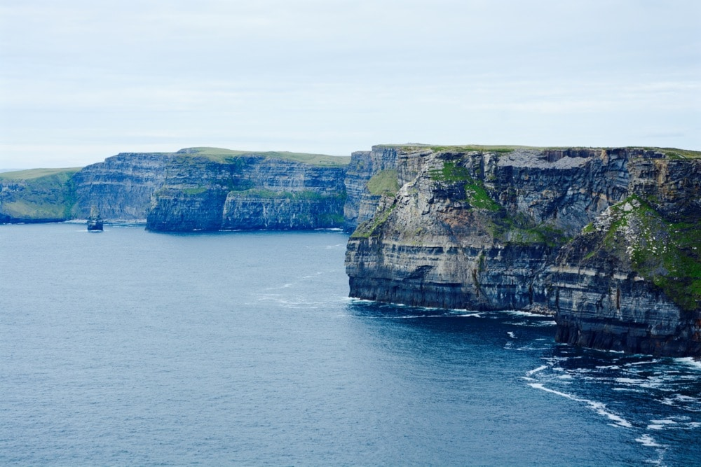 Irland Südwesten: Cliffs of Moher wandern