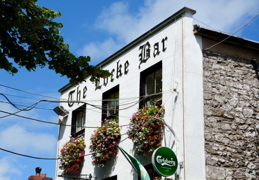 Limerick im Südwesten von Irland