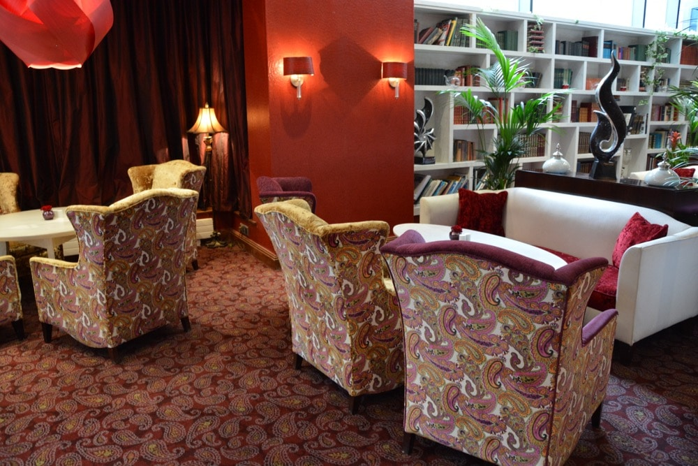 Limerick The Savoy Hotel Lounge in Irland