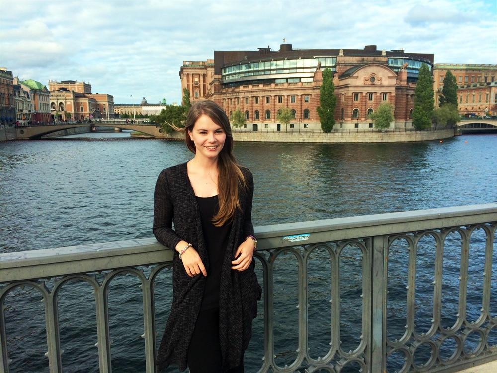 Franziska Reichel von Coconut Sports in Stockholm