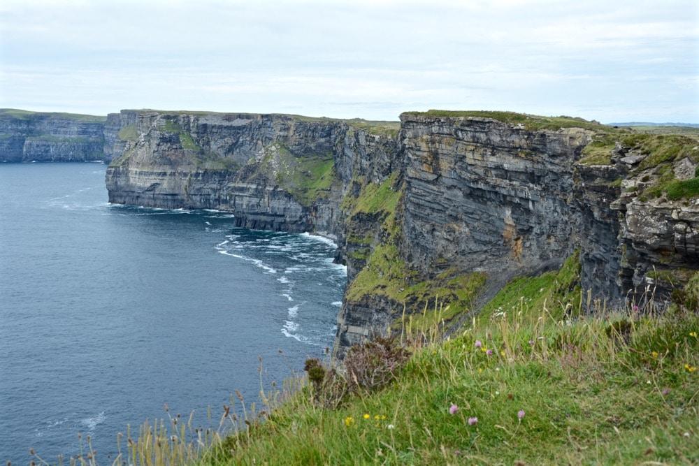 Irland Südwesten: Wandern, Klettern, Cliffs of Moher, Surfen