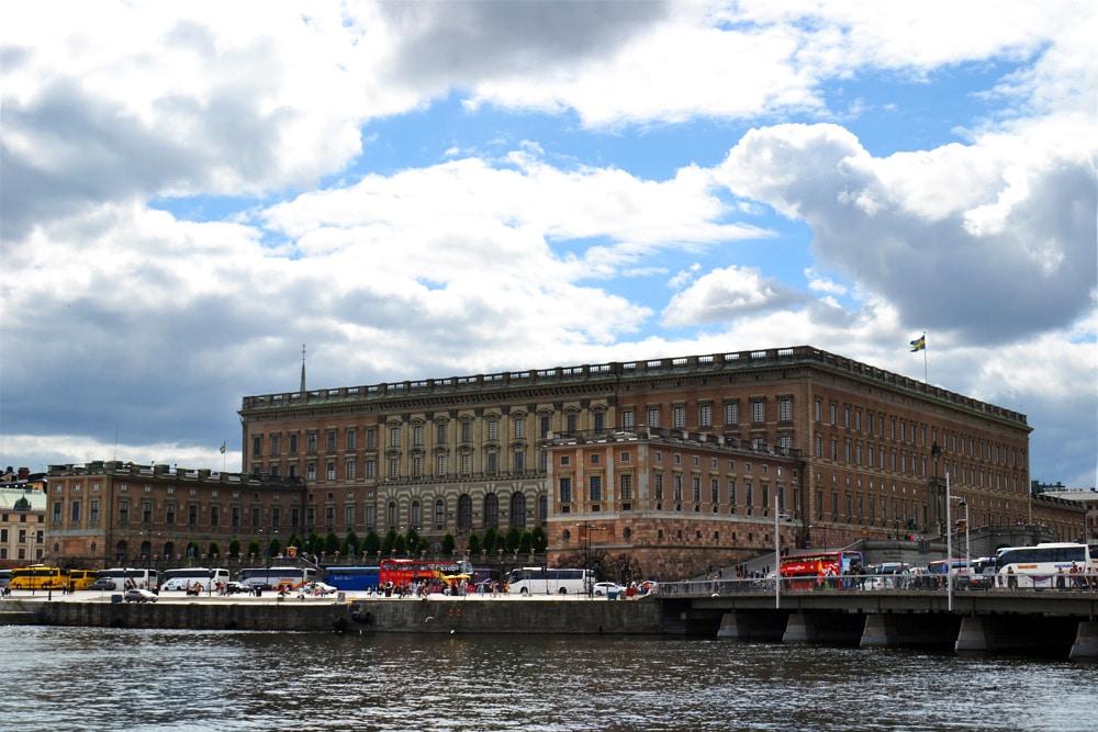 Gamla Stan Stockholm Royal Palace