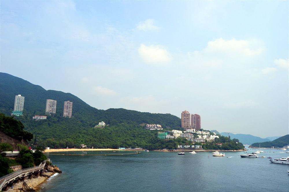 Hongkong Sehenswürdigkeiten: Repulse Bay und Stanley Beach