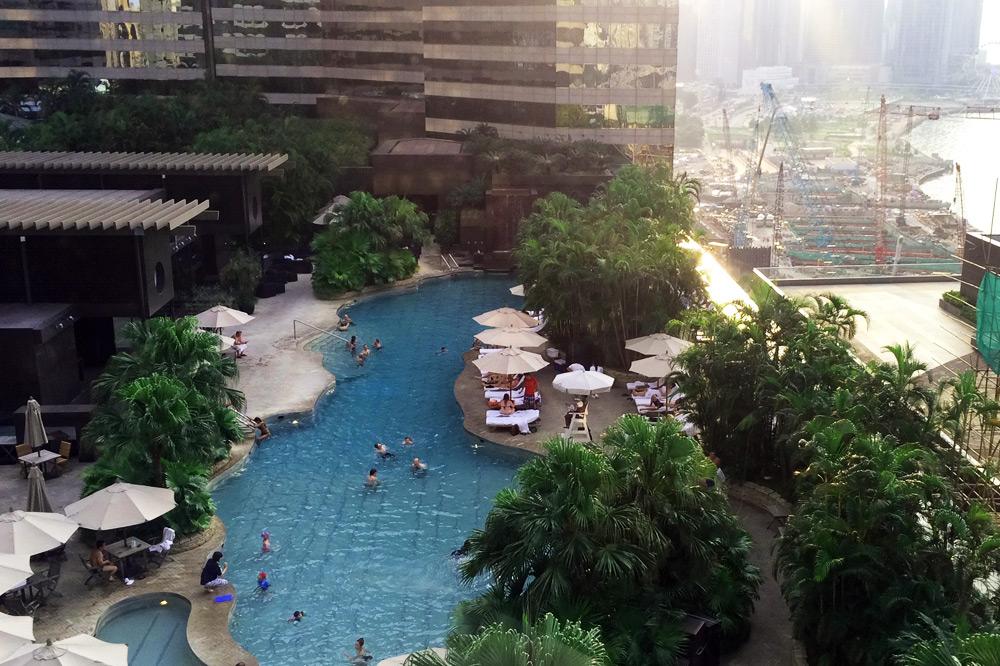 Hongkong Renaissance Harbour View Hotel