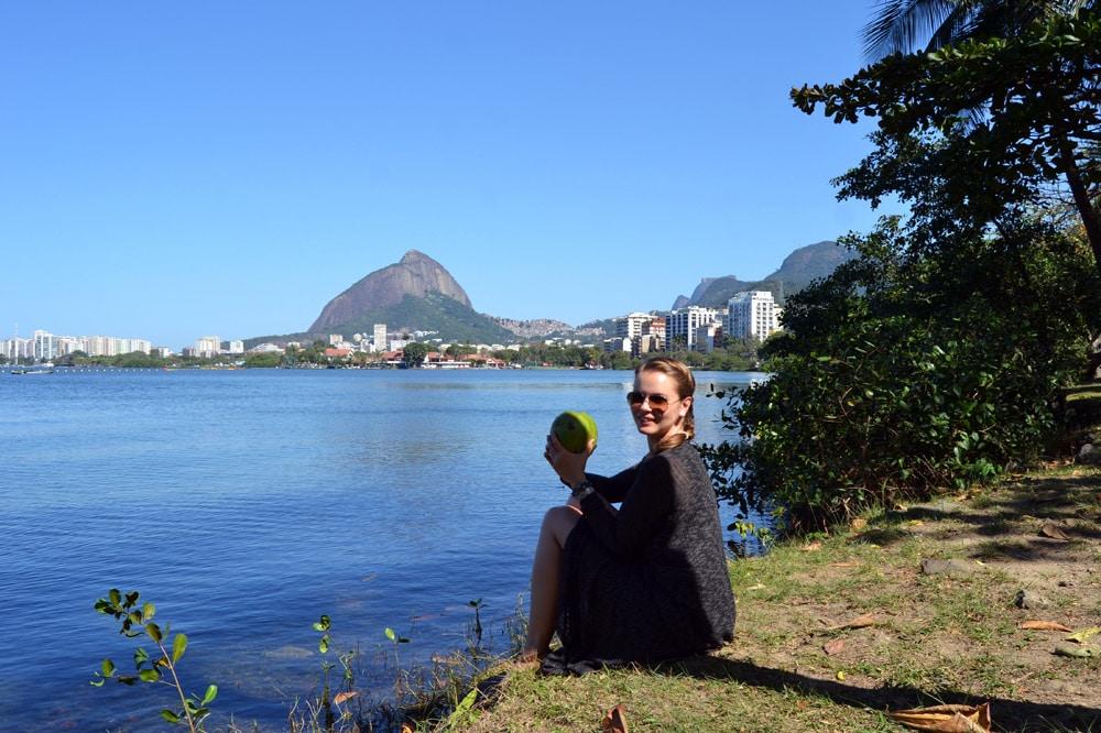 Rio de Janeiro Sightseeing Lagoa Rodrigo de Freitas
