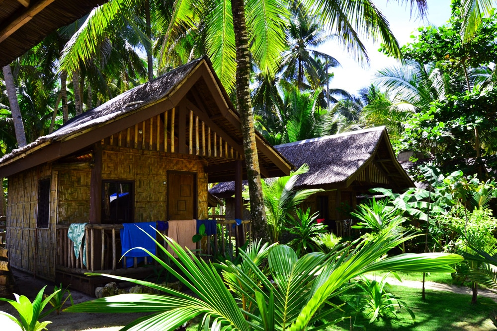 Bamboo Garden Bed and Breakfast Pacifico, Siargao, Philippinen