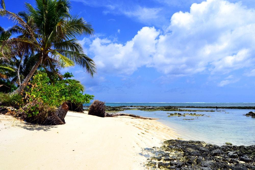 Guyam Island Siargao, Philippinen