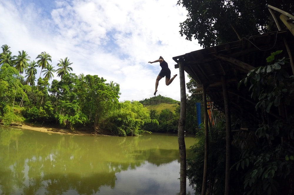 Love and Peace Deep Jungle River Resort Palawan